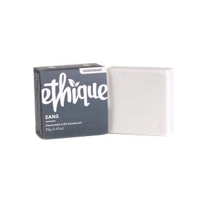 Ethique Eco-Friendly Deodorant Bar - Hortense Travel