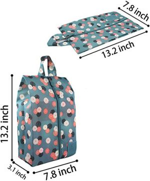 Zmart Portable Travel Shoe Bags Organizer - Hortense Travel