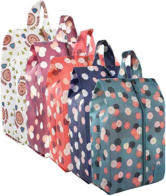 Zmart Portable Travel Shoe Bags Organizer - Hortense Travel