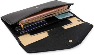 Passport Holder Travel Wallet - Hortense Travel