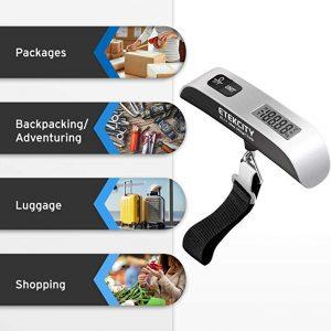 Etekcity Digital Portable Handheld Baggage Scale For Travel - Hortense Travel
