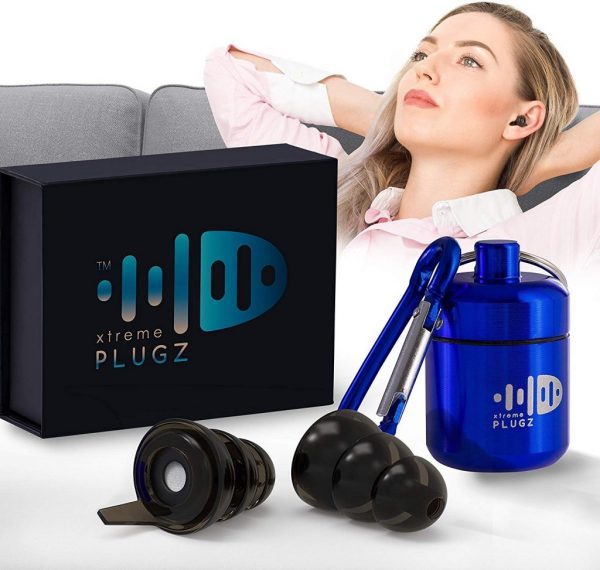 Xtreme Plugz Noise Cancelling Earplugs