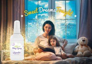 Little Sleepy Head Lavender Calming Spray For Bedtime