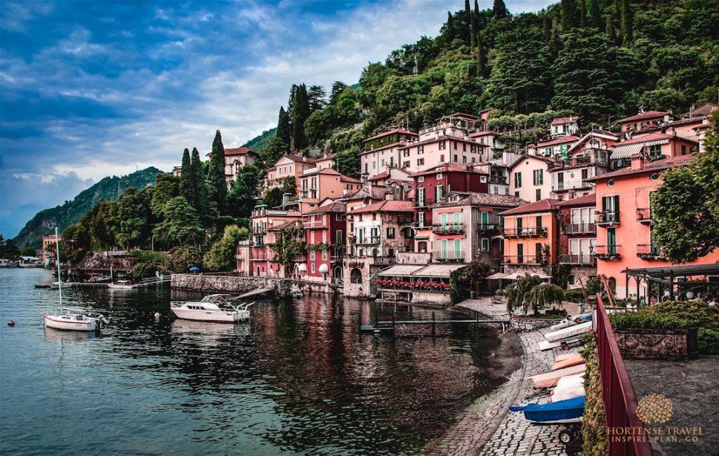Como Town Italy