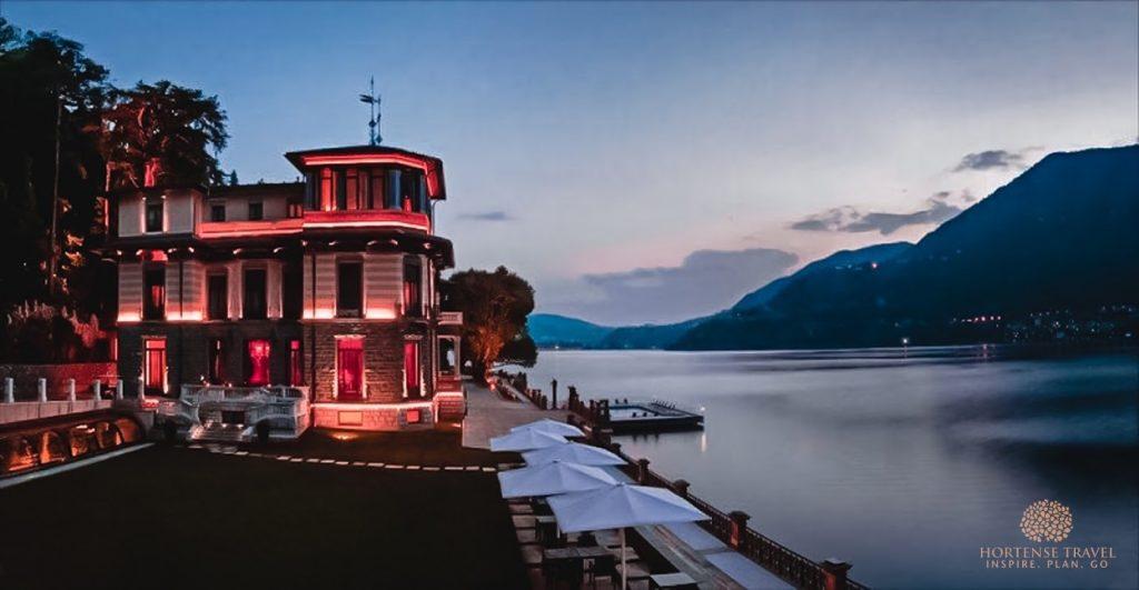 Mandarin Oriental Lake Como Italy
