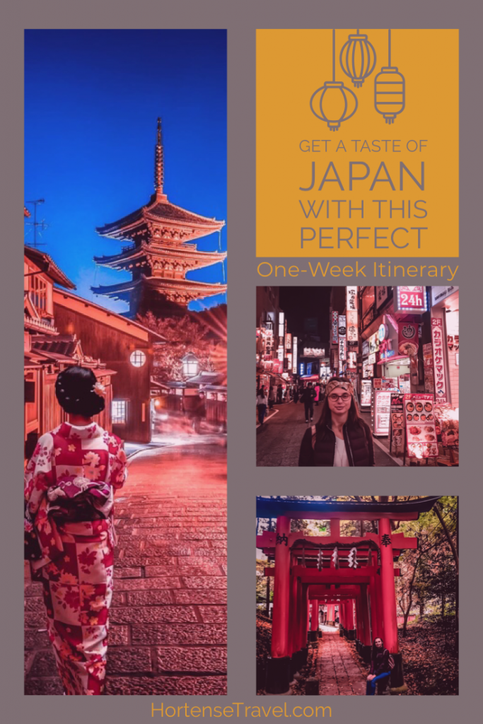 one-weekitinerary-of-Japan