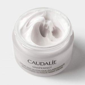 Caudalie Vinoperfect Brightening Glycolic Overnight Cream - Hortense Travel