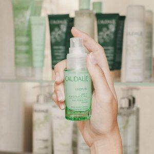 Caudalie Vinopure Natural Salicylic Acid Pore Minimizing Serum - Hortense Travel