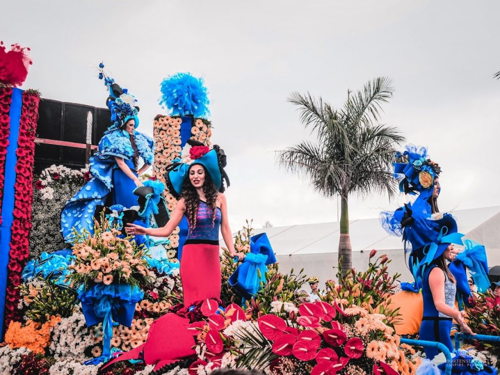 The Stunning Madeira Flower Festival- What You Need To Know