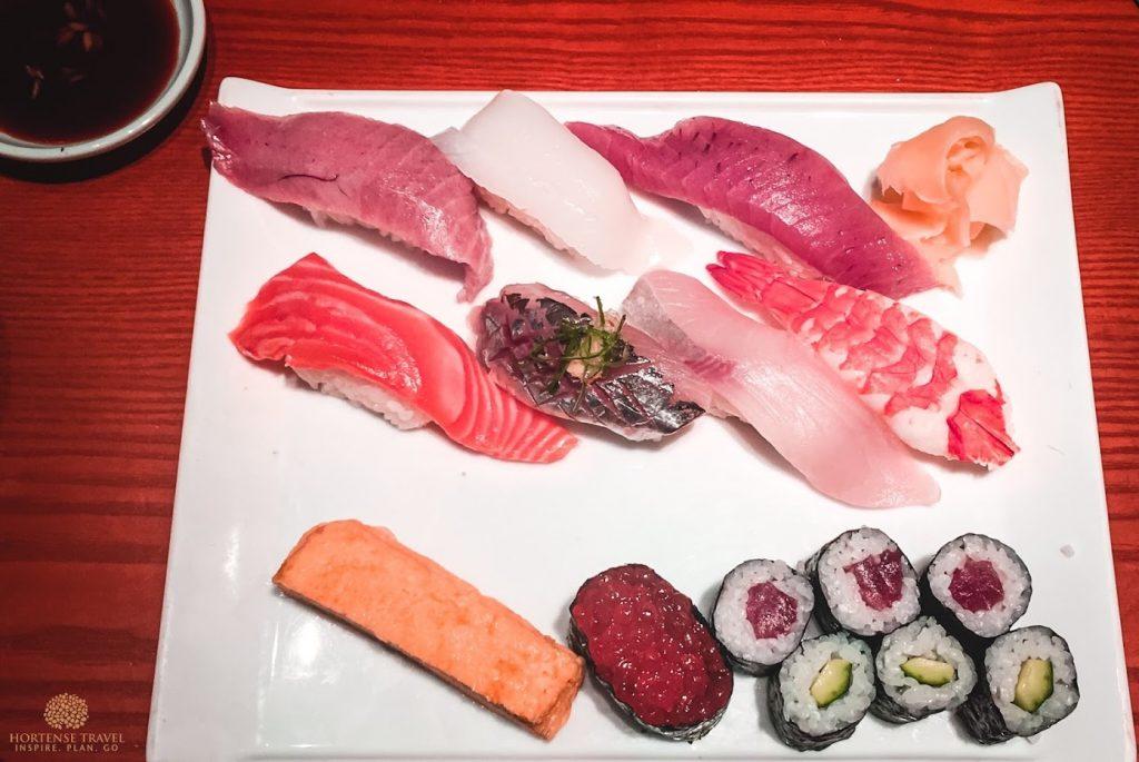 A Simple Guide For Sushi Beginner - Hortense Travel