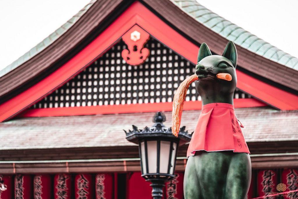 A Quick Tour Of Zao Fox Village - Hortense Travel